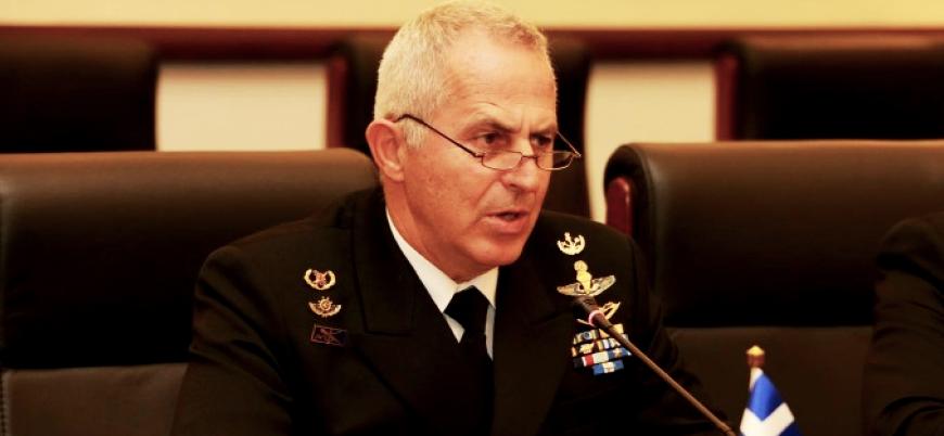 Yunan Genelkurmay Başkanı'ndan tehdit: Türkleri yerle bir ederiz
