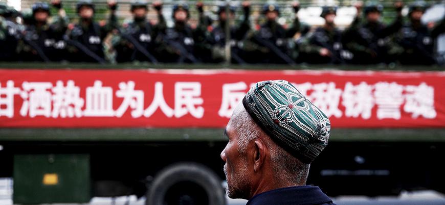 ABD'den Çinli 28 şirkete Uygur yaptırımı