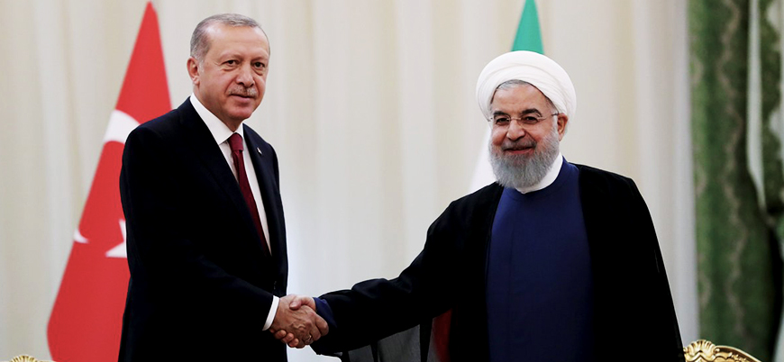 Erdoğan: ABD'nin İran yaptırımlarını desteklemiyoruz