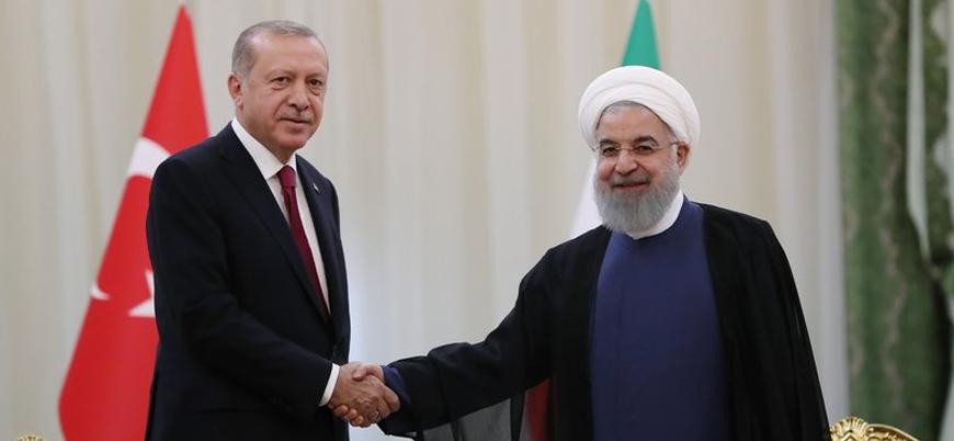 Ruhani: Suriye'nin toprak bütünlüğü konusunda Türkiye ile hemfikiriz
