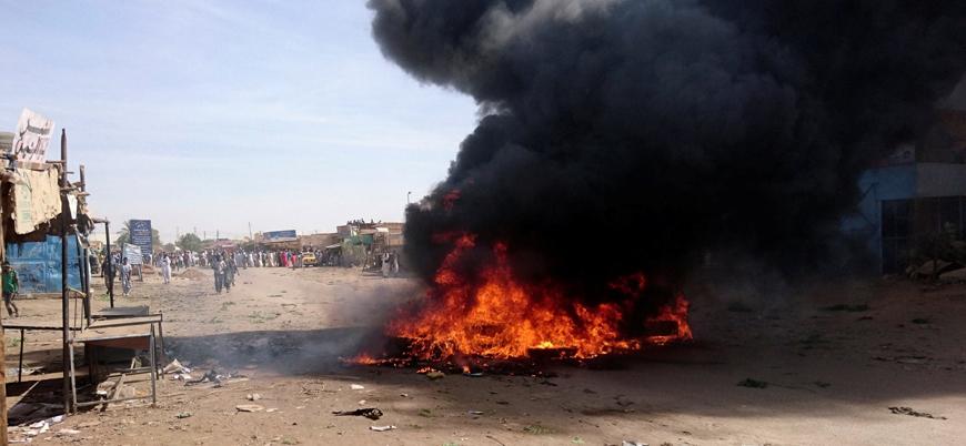 Sudan'da protestolar ülke geneline yayılıyor