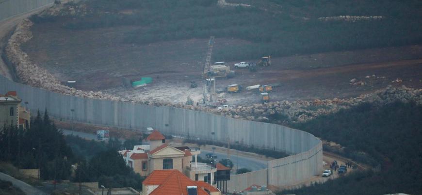 İsrail, Lübnan sınırındaki tünelleri imha etmeye başladı