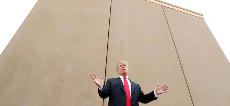 Trump'tan 'Meksika Duvarı' karşılığında göçmenlere geçici koruma önerisi