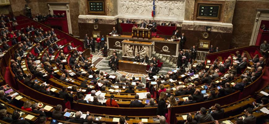 'Sarı Yeleklileri yatıştırma tasarısı' mecliste onaylandı