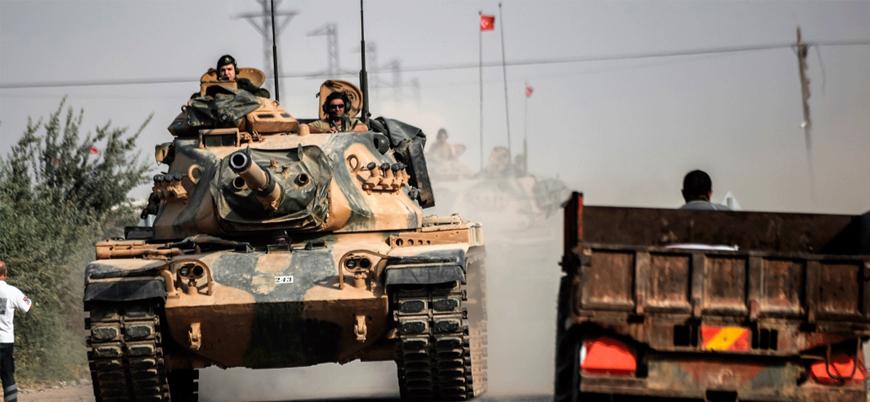 Türkiye'den Fırat'ın doğusuna yönelik operasyonu erteleme kararı