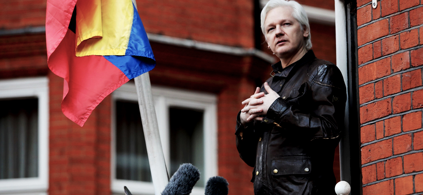 BM yetkililerinden İngiltere'ye çağrı: Wikileaks'in kurucusunu serbest bırakın