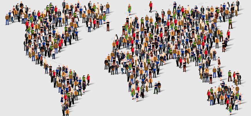 Dünyada her saniye 2,6 insan doğuyor