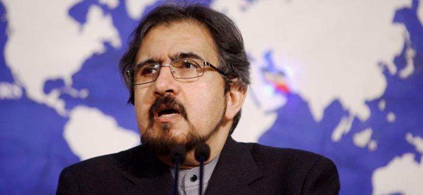 İran: ABD'nin Ortadoğu'daki varlığı en başından hataydı