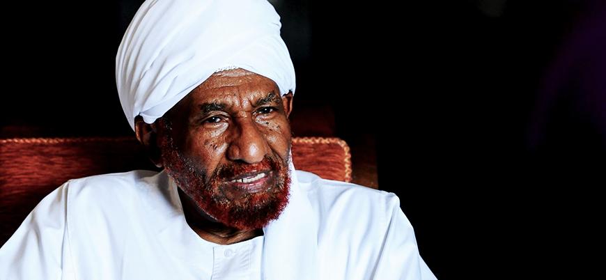Protestoların sürdüğü Sudan'da muhalefetten değişim talebi