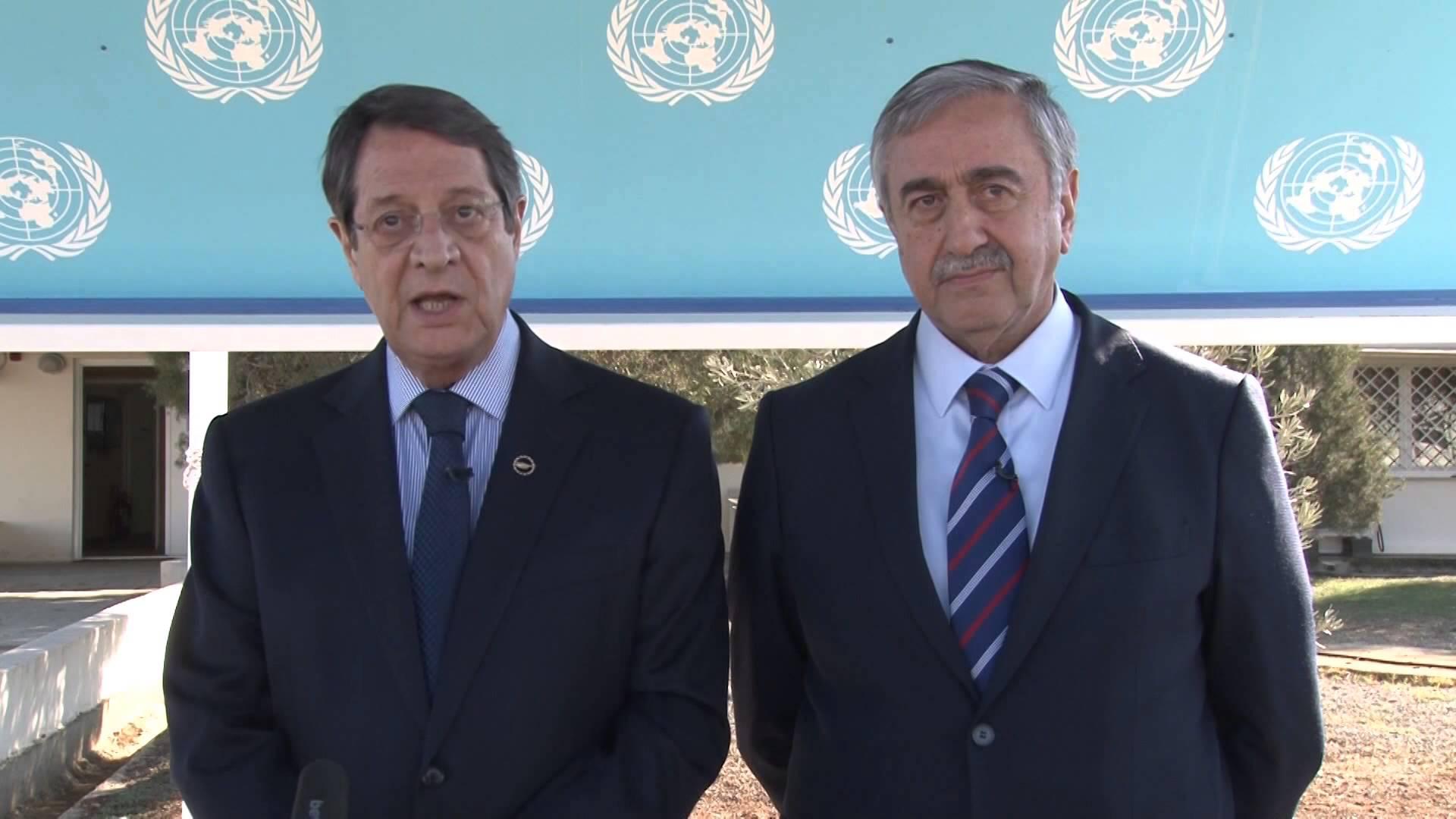 Kıbrıs müzakerelerinde haritalar masaya geliyor