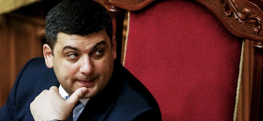 Ukrayna Başbakanına yolsuzluk suçlamasıyla dava açıldı
