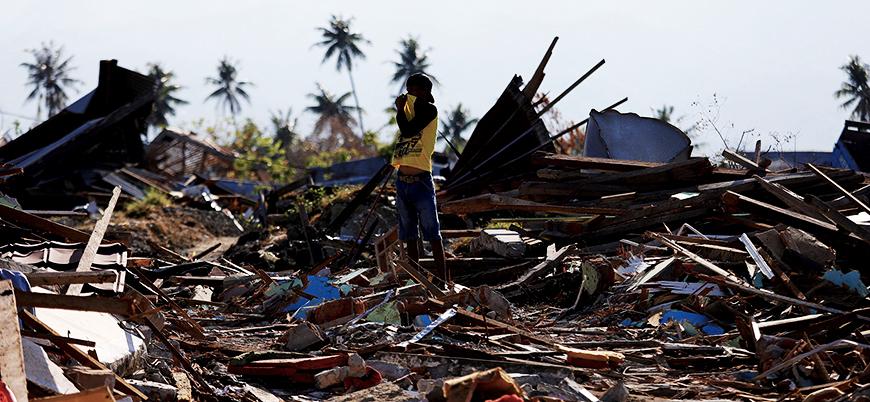 Endonezya'da tsunami: En az 168 ölü 700'den fazla yaralı