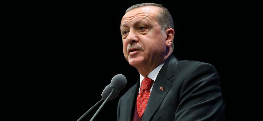 Erdoğan'dan Fransa'ya Doğu Akdeniz tepkisi: Senin orada ne işin var?