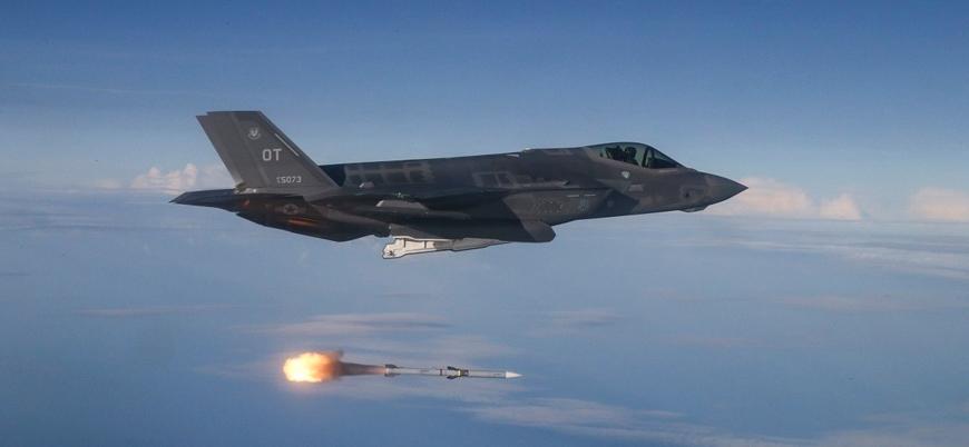 F-35 yorumu: Bizimle aynı değerleri paylaşmayanları silahlandırmamalıyız