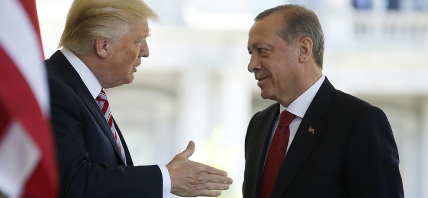 Trump'a 'Erdoğan Washington'a gelmesin' çağrısı