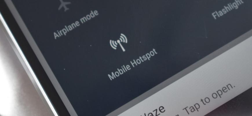 Mobil internetini paylaşanlar ücret ödeyecek