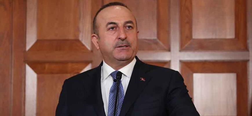 """Çavuşoğlu Libya'da: """"Hafter siyasi çözüme inanmıyor"""""""