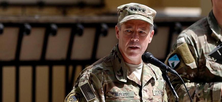 Afganistan'daki ABD generali: Geri çekilme emri almadım