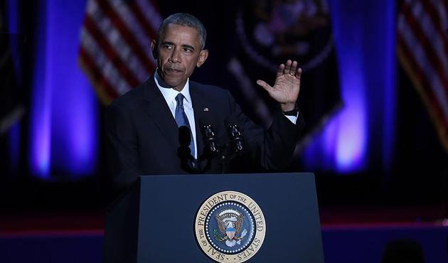Obama 8 yılını savundu