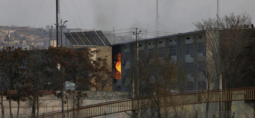 Afganistan'ın başkenti Kabil'de düzenlenen saldırıda ölü sayısı 43'e yükseldi
