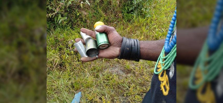 """""""Endonezya ordusu Batı Papua'da köyleri fosfor bombasıyla vuruyor"""""""
