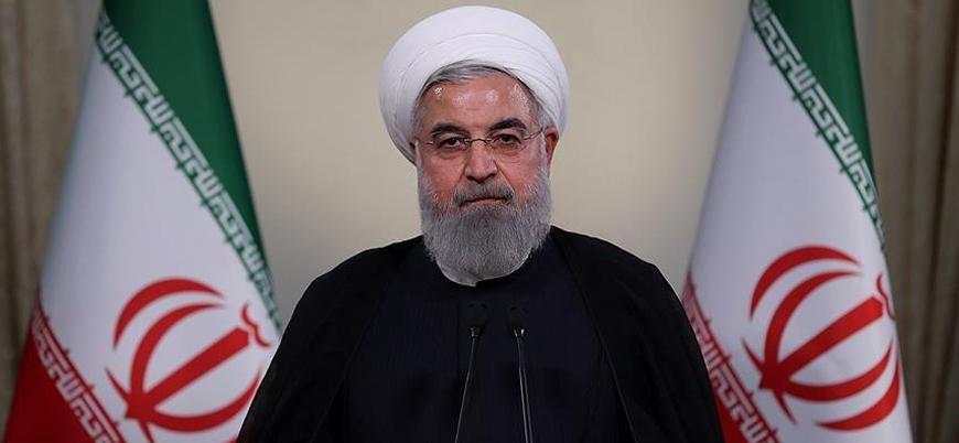 Ruhani: Gerekli görürsek nükleer anlaşma yükümlülüklerini bırakırız