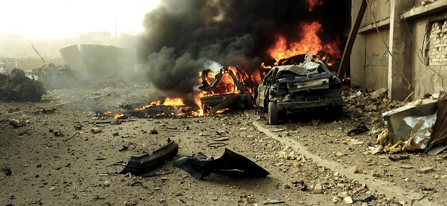 Irak'ın kuzeyinde bombalı araç saldırısı: 2 ölü