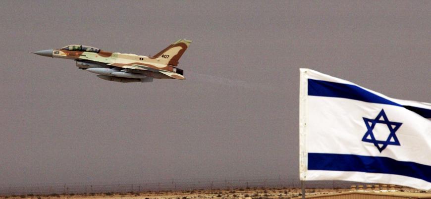 """""""İsrail savaş uçakları Lübnan hava sahasını ihlal etti"""""""