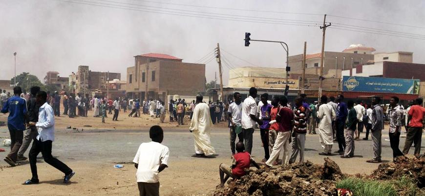 Sudan'daki protestolarda bir haftada en az 37 kişi öldü