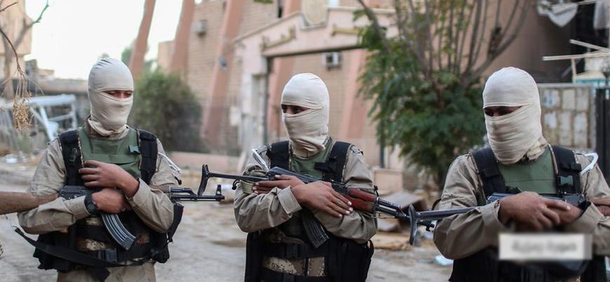 Libya Dışişleri Bakanlığı'na yönelik saldırıyı IŞİD üstlendi