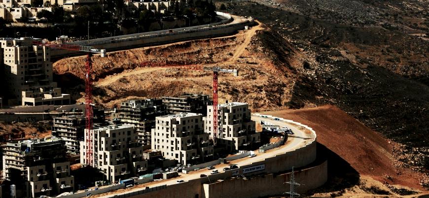 İsrail'in işgal planı devam ediyor: 11 bin yeni Yahudi yerleşimi inşa edilecek