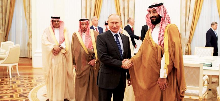 Rusya'dan ABD'ye Suudi Arabistan uyarısı: Taht hakkı Muhammed bin Selman'ın