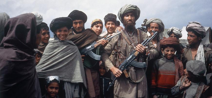 Sovyetler Birliği'nin Afganistan çekilmesinin 30'uncu yılı
