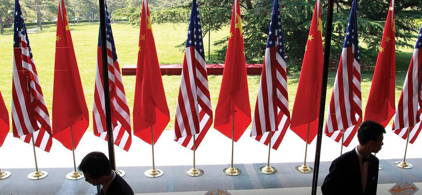 ABD ve Çin'den ticaret heyeti Ocak ayında masaya oturacak