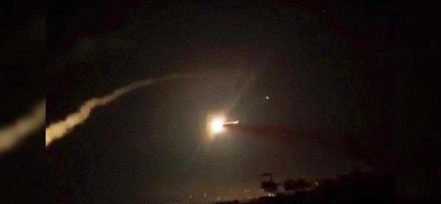 İsrail Şam yakınlarında hava saldırısı düzenlediklerini doğruladı