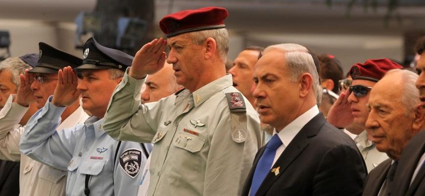 İsrailli eski genelkurmay başkanı parti kurdu
