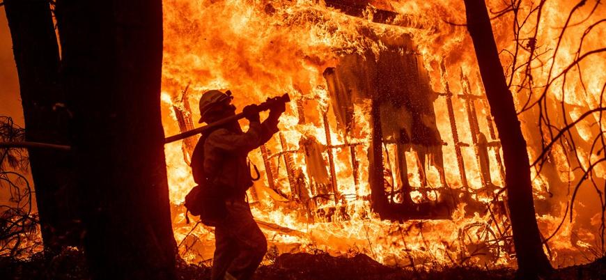 İklim değişikliği: 2018'de yaşanan afetlerin yol açtığı hasar