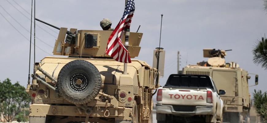 """""""ABD askerleri Nisan'da Suriye'den tamamen çekilecek"""""""