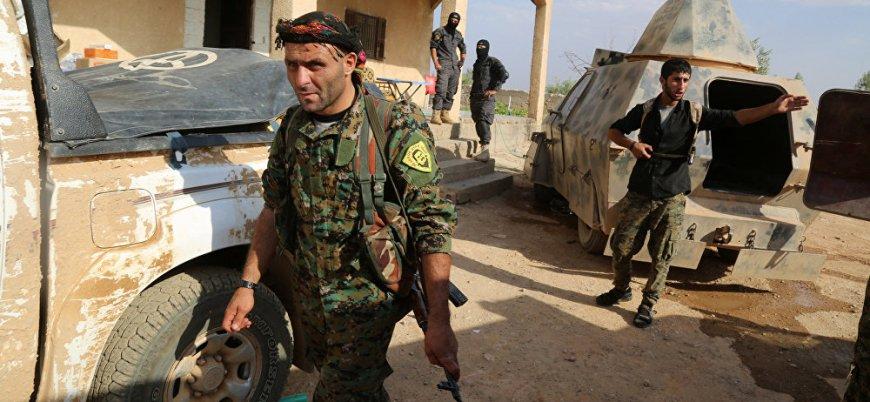 Esed rejimi, ABD destekli YPG güçlerini 'bölücü teröristler' olarak niteledi