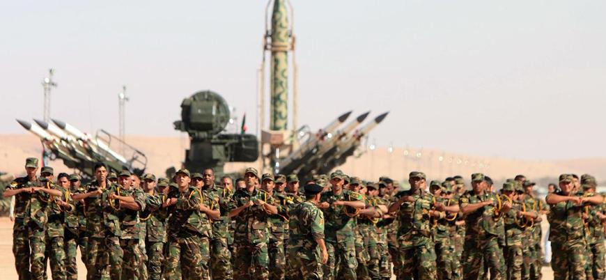 Çadlı bir grup Libya'daki askeri kampa saldırdı