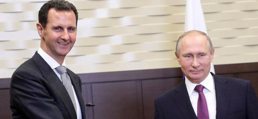 Rusya'dan Esed rejiminin Münbiç'e girmesine ilişkin açıklama