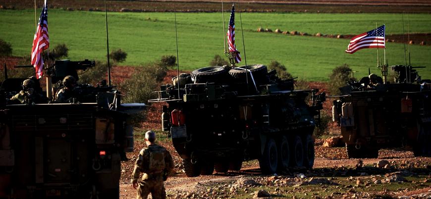 ABD Suriye'den asker çekmeyi sürdürüyor