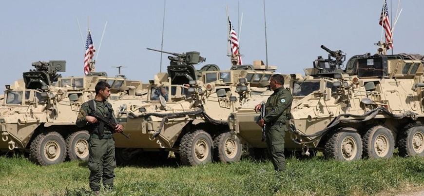 """""""ABD Suriye'den çekilirken silahları YPG'ye bırakacak"""""""