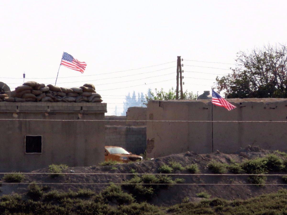 ABD Merkez Kuvvetler Komutanlığı'ndan PYD'ye destek