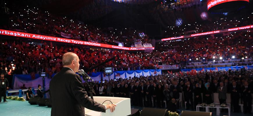 AK Parti'nin İstanbul büyükşehir adayı açıklandı