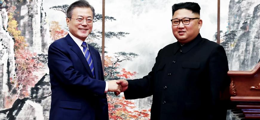 Kim Jong-un Güney Kore liderinden özür diledi