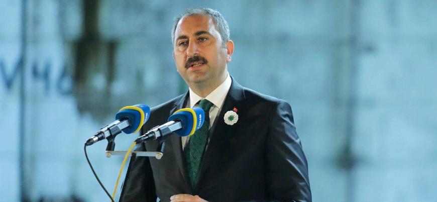 Adalat Bakanı'ndan Gülen açıklaması: ABD'li savcılar Türkiye'ye gelecek