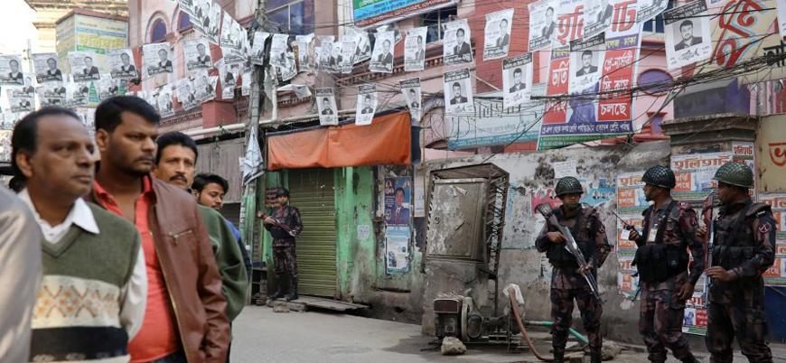 Bangladeş'teki seçimlerde 5 kişi hayatını kaybetti