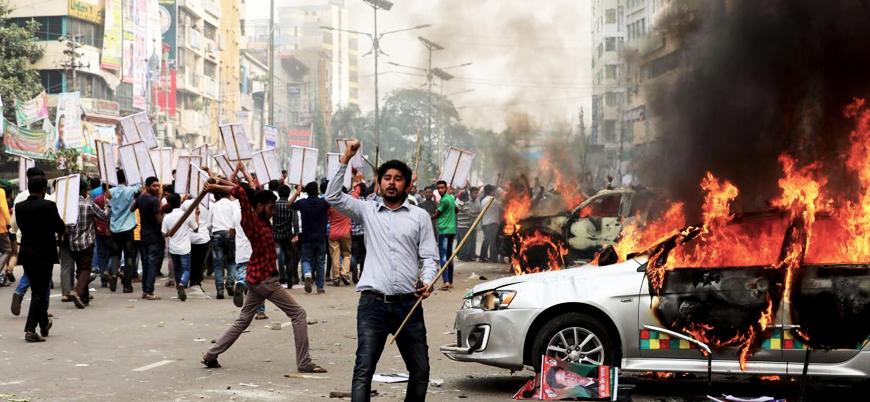 Bangladeş'te olaylı seçimin sonuçları belli oldu