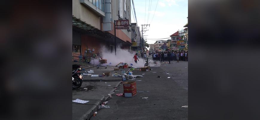 Filipinler'de bombalı saldırı: 2 ölü 32 yaralı